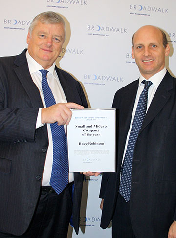 Small and Midcap Company of the Year Award Presentation 2011